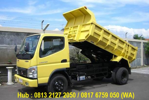 promo paket kredit dp ringan colt diesel canter dump truck 2019