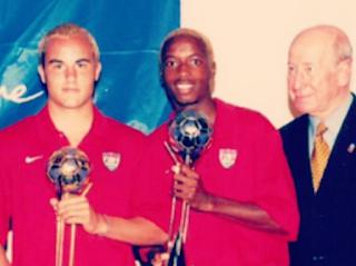 USA national team player Beasley's best memories