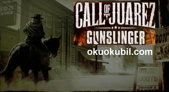Call Of Juarez Gunslinger Türkçe Yama Hazırlama + Kurulum İndir 2019