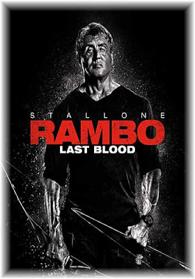 Rambo-Last Blood 2019 Dual Audio Hindi Dubbed HDCM 400MB Poster