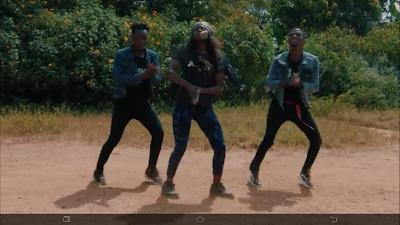 FREEDOM ~Mr Eazi, GuiltyBeatz & J.Derobie (feat. Sherrie Silver) [Official #DanceforChange Video]