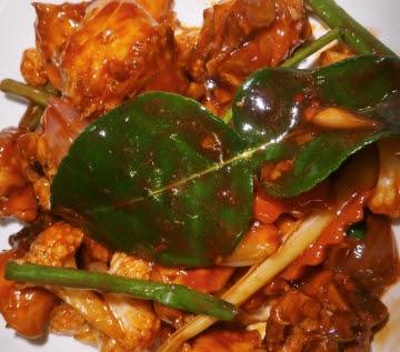 Resepi Ayam Masak Paprik Ala Thai