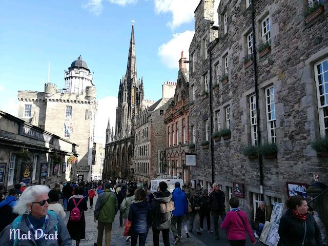 Tips Percutian Backpacker Edinburgh Tempat Menarik