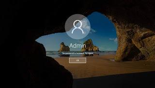 Không đăng nhập được vào Windows 10 do nhập sai mật khẩu lại không có usb boot hãy làm theo cách này