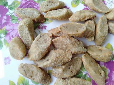 Homemade Keropok Lekor