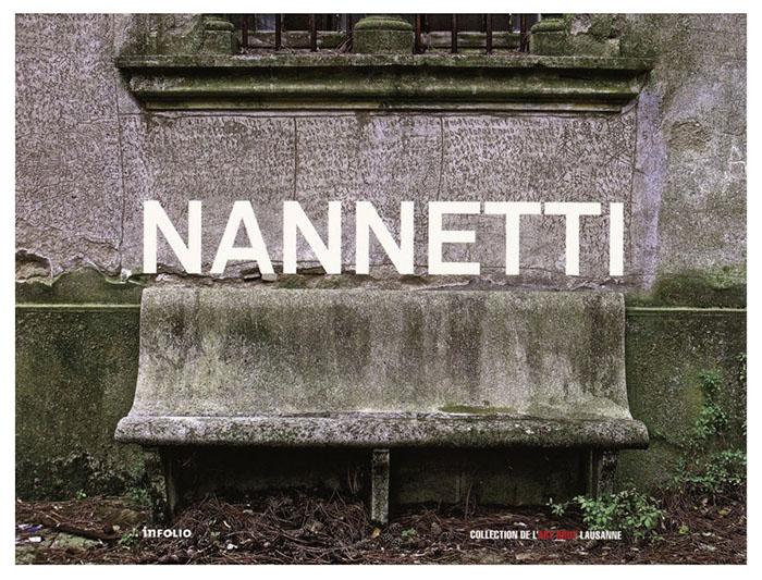 Cubierta del libro que reproduce la escritura de Nannetti en el muro