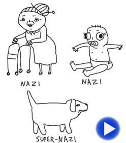 nazis everywhere