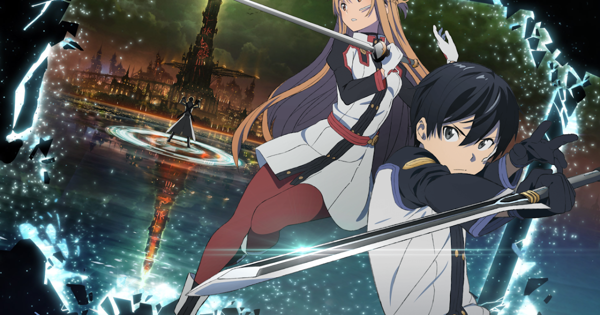 As Rider Sword Art Online Movie Ordinal Scale Anime Movie Ter Epic 2/10 after finishing sword art online ordinal scale i was left with a meh feeling and a bad taste in my mouth. as rider blogger com