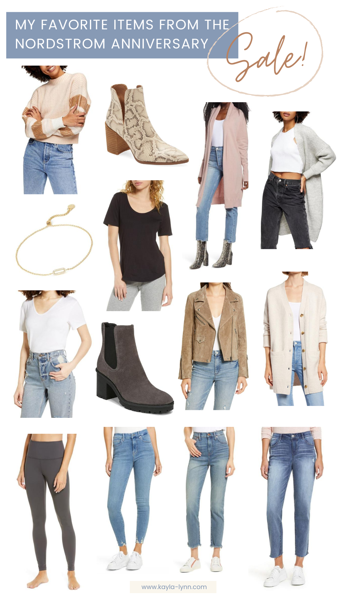 My favorite items from the 2020 Nordstrom Anniversary Sale