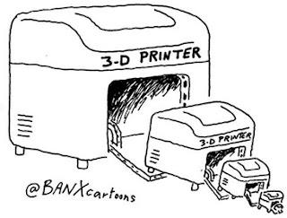 TREND TEKNOLOGI 3D PRINT MASAKINI