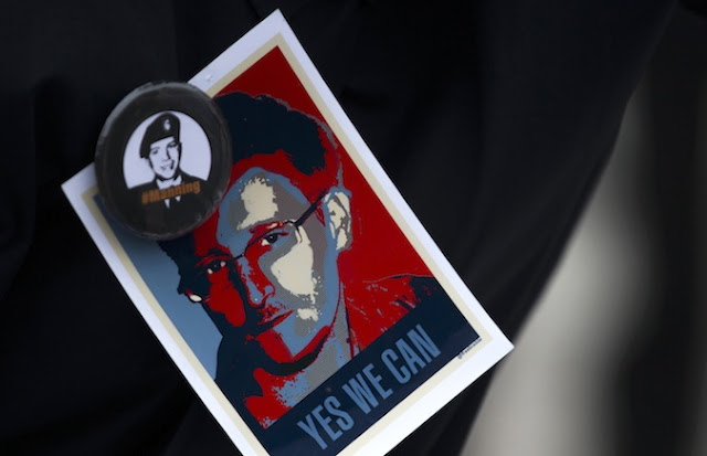 Edward Snowden files has blueprint of NSA surveillance programs