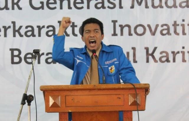 Mantan Ketua KNPI Kota Tangerang, Optimis Melenggang Ke Parlemen Kota
