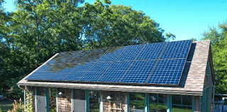solar-panel-on-the-roof