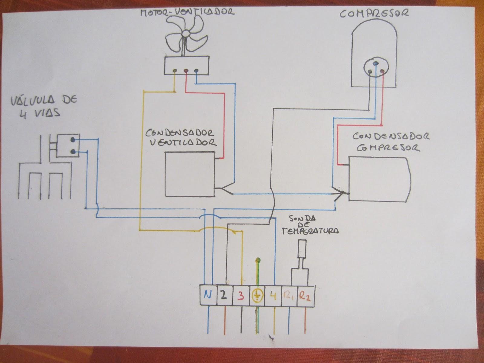 Circuito Ventilador : Reparaciones del hogar funcionamiento de un circuito frigorÍfico