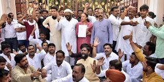 योगी जी कब चलेगा लखीमपुर नरसंहार के दोषियों के घर पर बुल्डोजर: अजय कुमार लल्लू