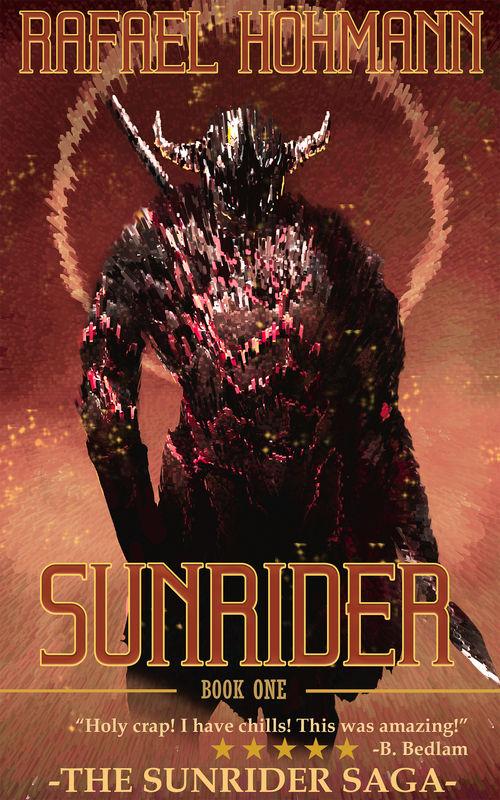 SPFBO 5 Interview: Rafael Hohmann, author of SunRider