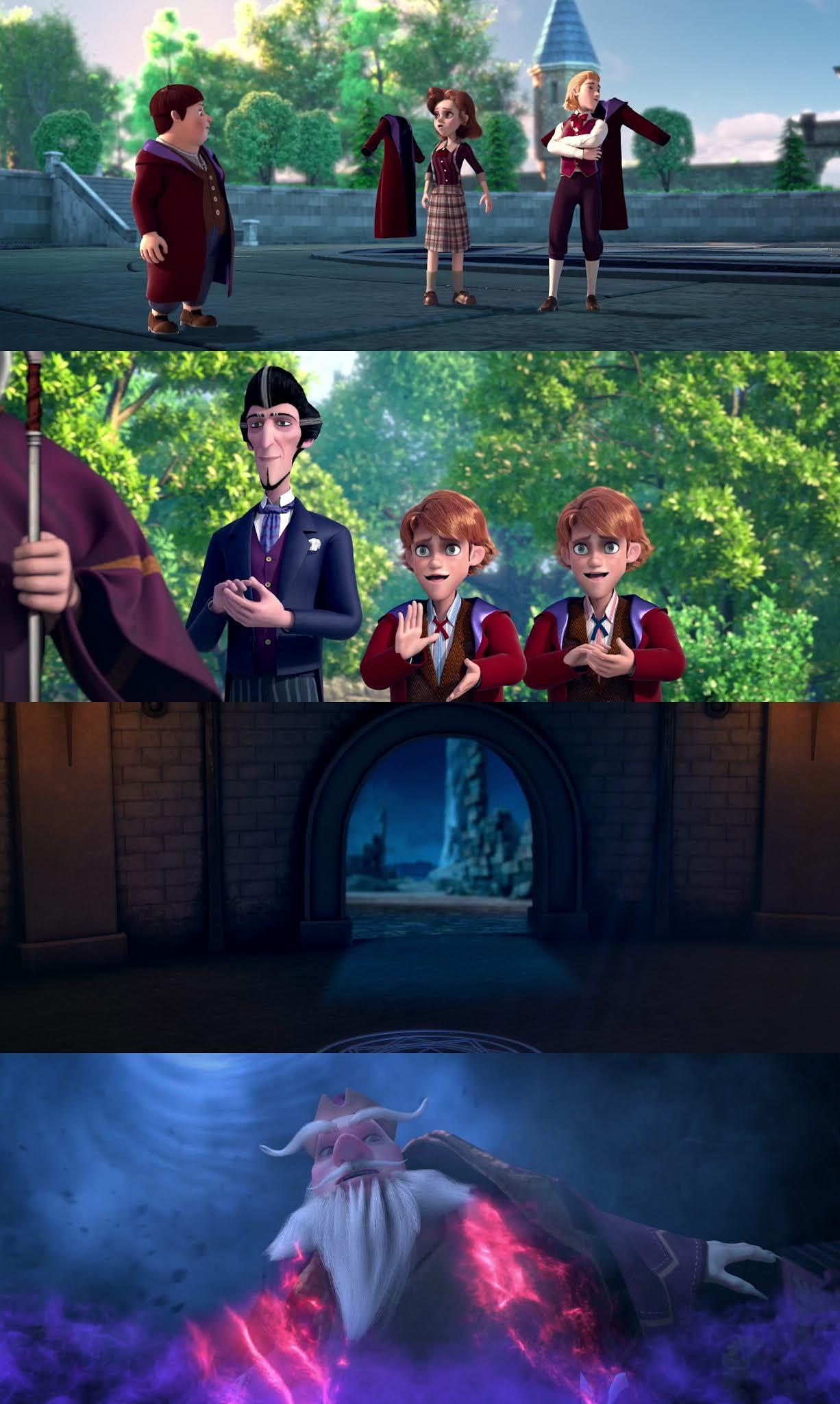 Colegio de Magia y Hechicería (2020) HD 1080p