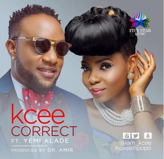LYRICS: Kcee – Correct ft Yemi Alade