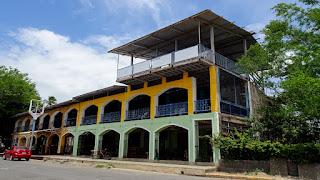 Restaurant of Malecon Granada