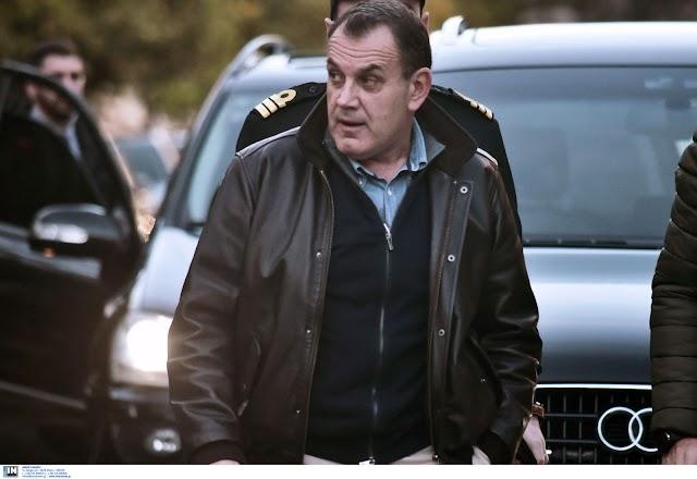 Παναγιωτόπουλος: Από Δευτέρα (04/05/20) ξεκινάμε να υλοποιούμε τις μεταθέσεις στελεχών ΕΔ (ΒΙΝΤΕΟ)