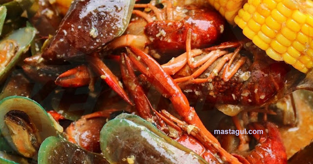 Peluang Usaha Seafood Online Kekinian, Omsetnya Menggila