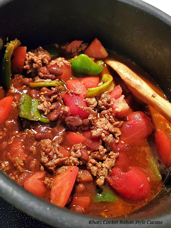 this is old fashioned chili con carne