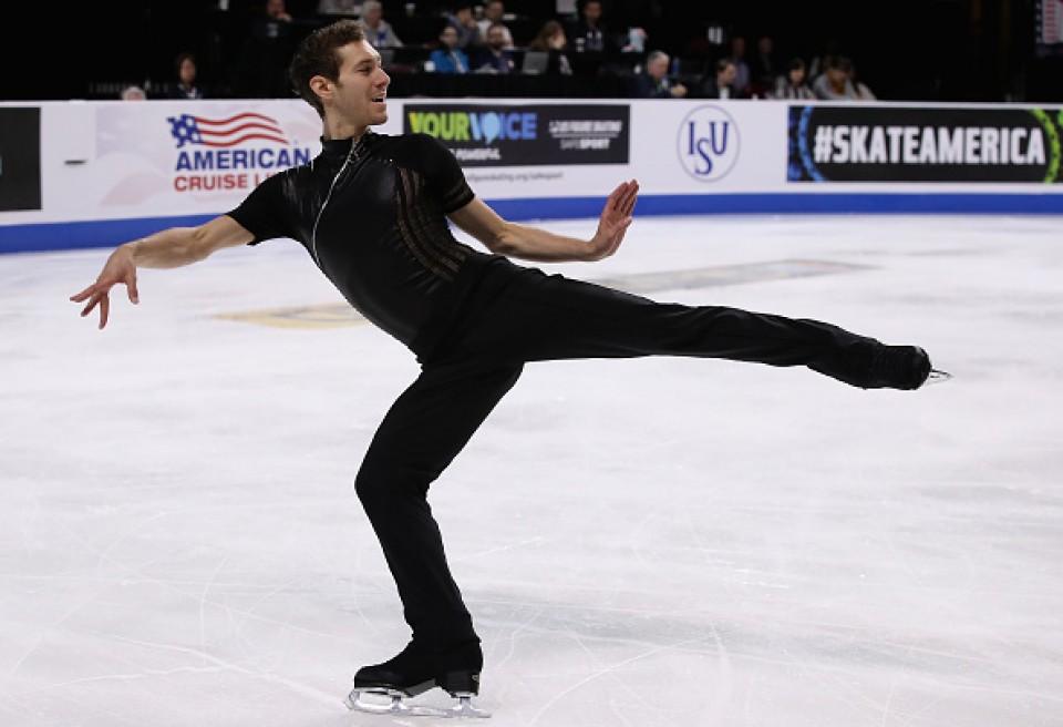 Nick Verreos Ice Style Skate America 2019 Figure Skating Costumes Recap Men