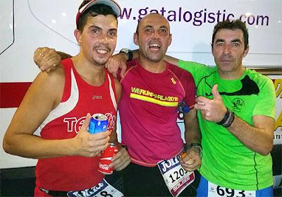 Atletismo Aranjuez en Toledo