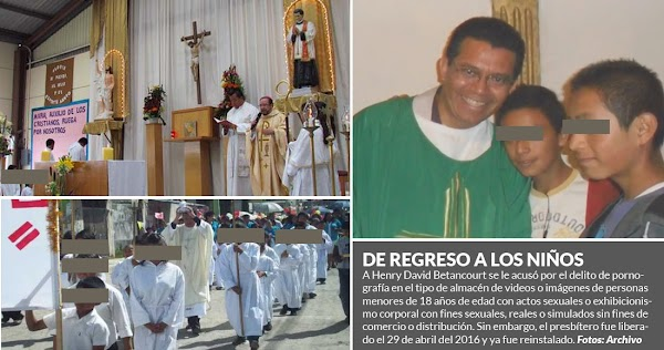 Cura preso por pederastia en 2014 vence a PGR y vuelve a la iglesia, a congregación dedicada a niños