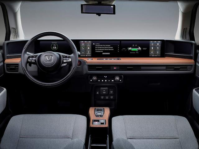 Honda E - carro elétrico