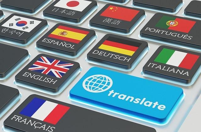 how to translate business documents company file language translation