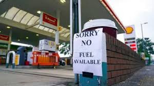 UK soldiers to deliver fuel
