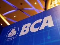 Bank BCA - Penerimaan Untuk Posisi ABAP Programmer August - December 2019