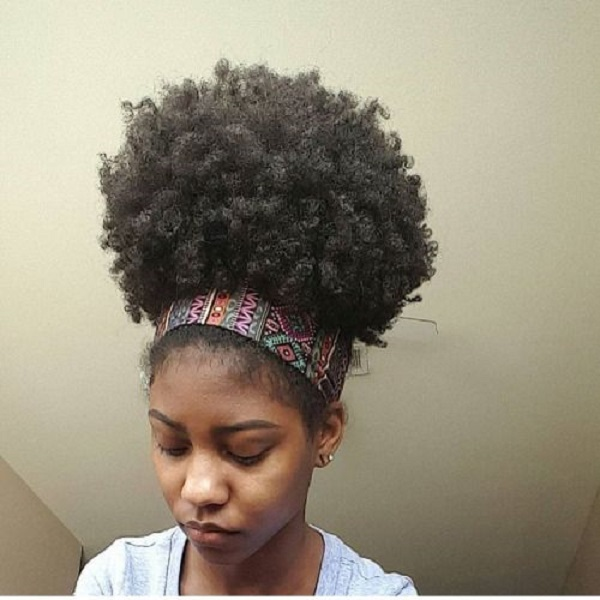 50 Natural Hairstyles to Inspire You To Go Natural | Hairstylo