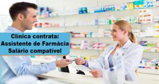 Assistente de Farmácia