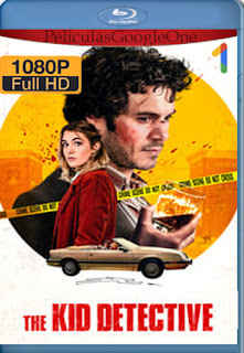 El Joven Detective (The Kid Detective) (2020) [1080p BRrip] [Latino-Inglés] [LaPipiotaHD]