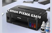 Canon PIXMA G3410 Driver Softwar Free Download
