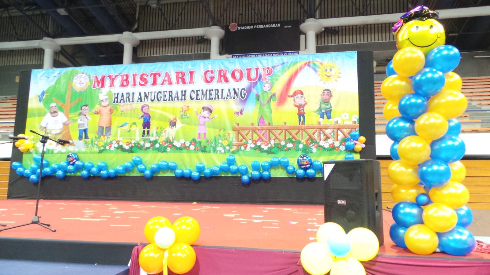 Hari Anugerah Cemerlang Mybistari Group