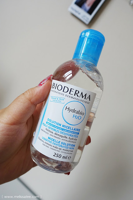 bioderma, bioderma review, bioderma hydrabio h2o review, bioderma hydrabio review, bioderma hydrabio h2o micelle solution, bioderma hydrabio h2o micelle solution review