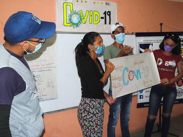Qué Piensan las Personas Sobre el COVID-19 en Venezuela