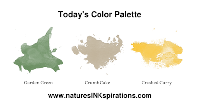 Today's Color Palette | Nature's INKspirations by Angie McKenzie (24 September 2020)