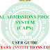 JAMB CAPS Admission Offer Deadline - 2018/2019 | 1st Choice