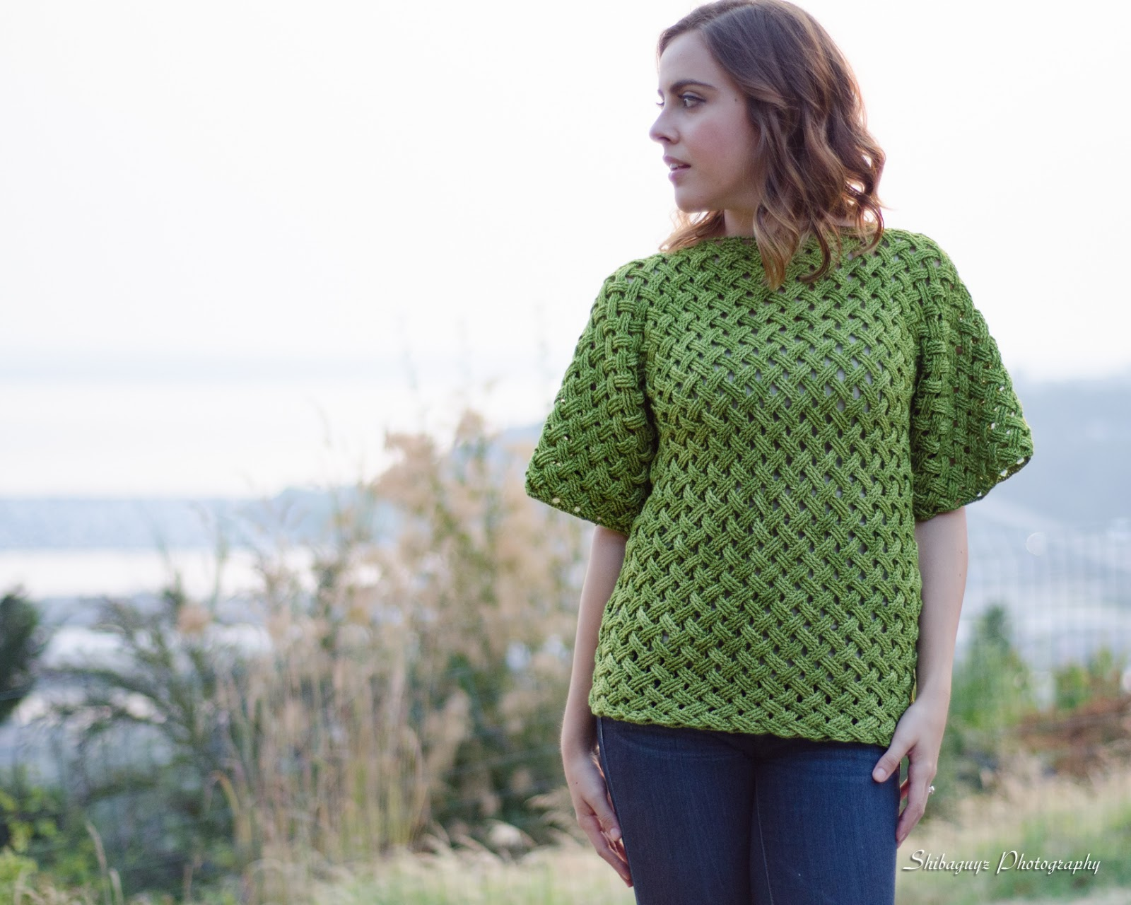 Crochet Blogs : How does Geometry play into these designs? The silhouettes start with ...