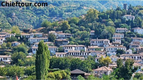 Sirince, Turkey an ancient city: