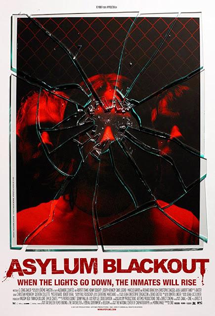 Asylum Blackout The Incident (2011) ταινιες online seires xrysoi greek subs