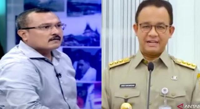 Ferdinand Curiga Anies Belum Sikapi Kasus Bom, Netizen: Emang Dia Presiden?
