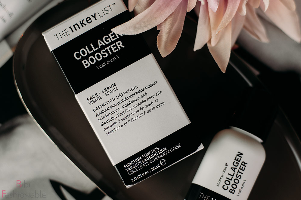 The Inkey List Collagen Booster Beschreibung