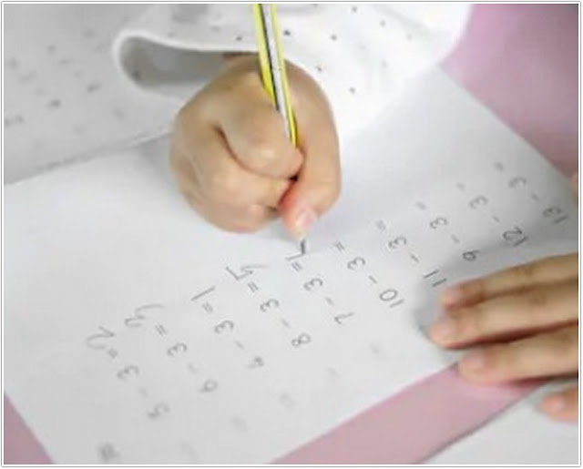 Tips Belajar Matematika ala Kumon