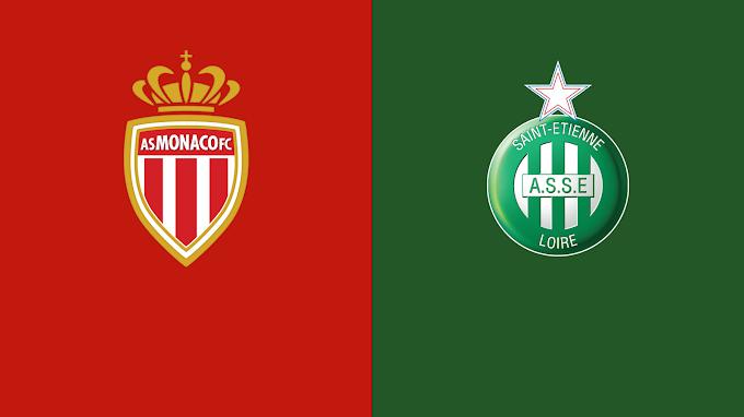 Watch AS Monaco VS Saint Etienne Matche Live