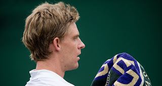 Kevin Anderson Wimbledon First round press conference